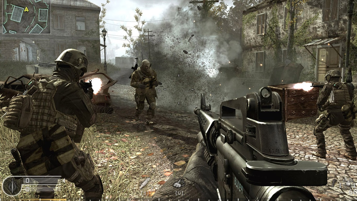 20 Best FPS Games for PC - Games Bap
