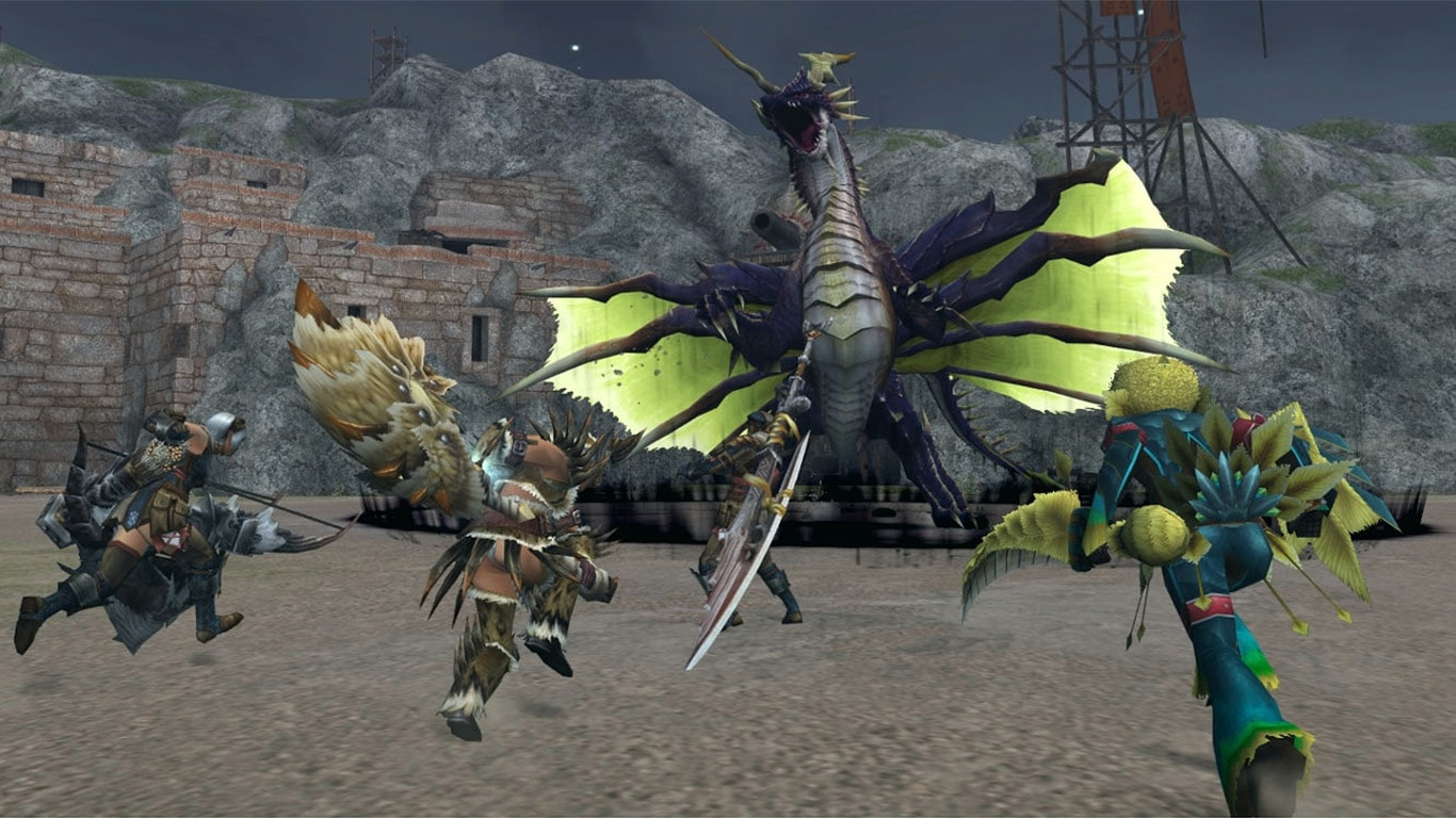 Monster Hunter Frontier Online