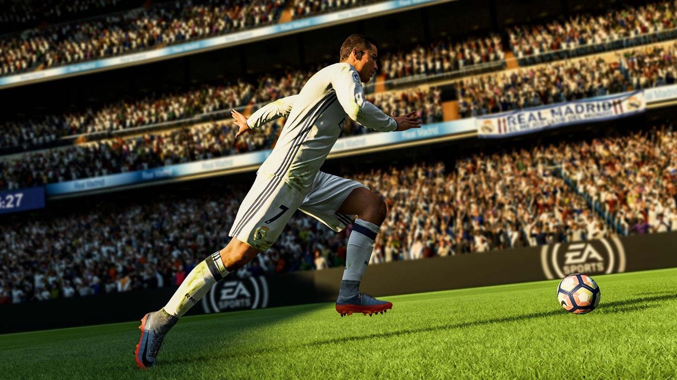 FIFA 18 Graphics