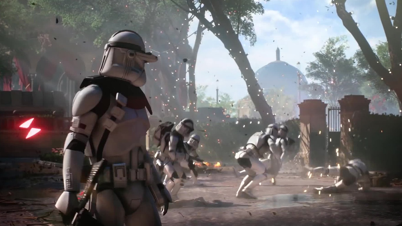 Battlefront 2 3rd Person