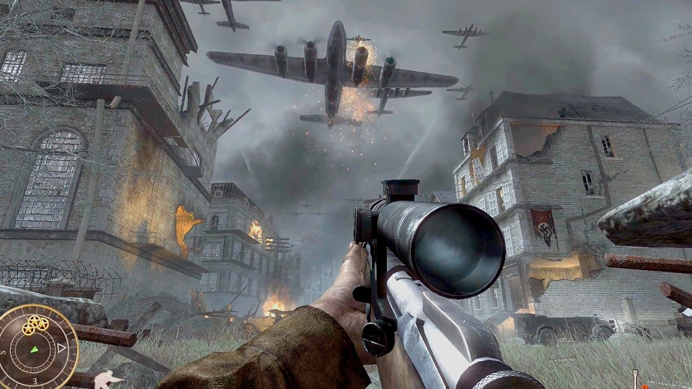 Call of Duty - World at War