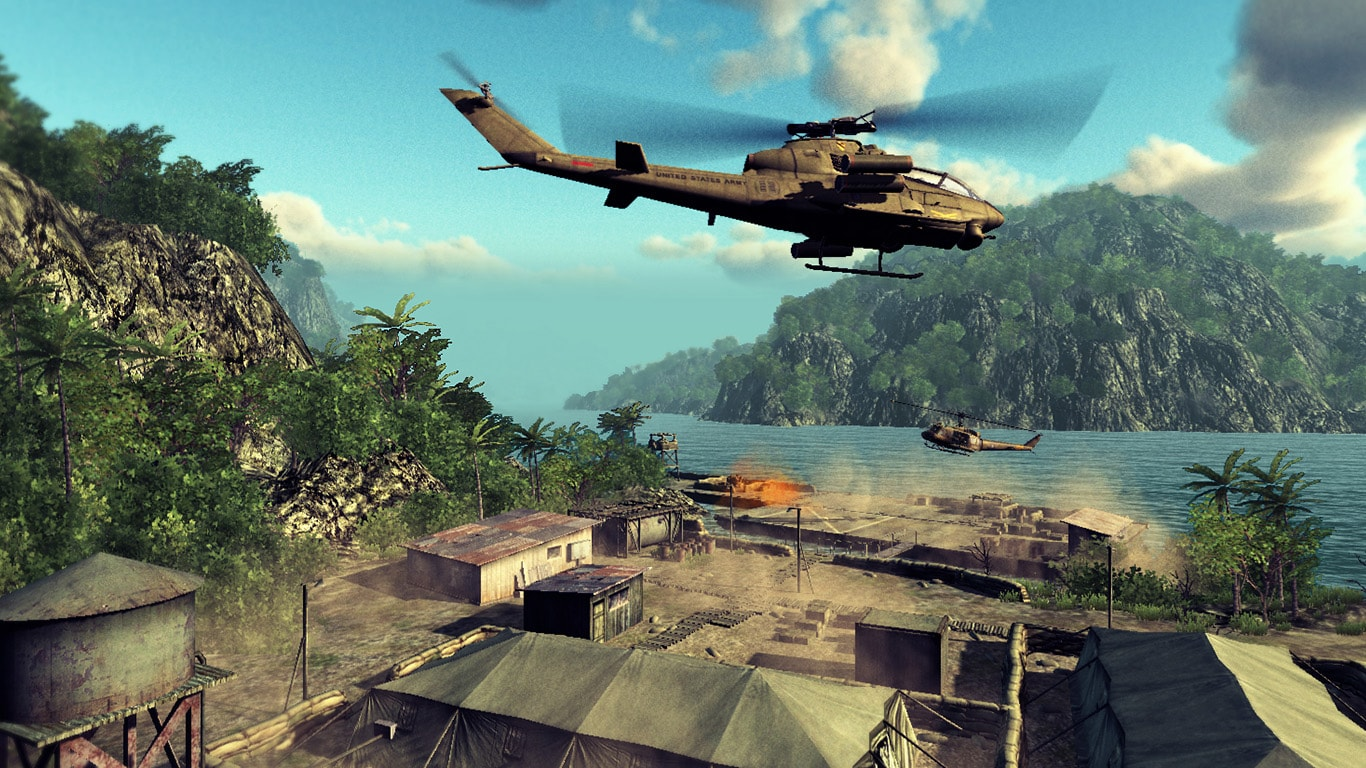 Best Helicopter Games for PC - Games Bap