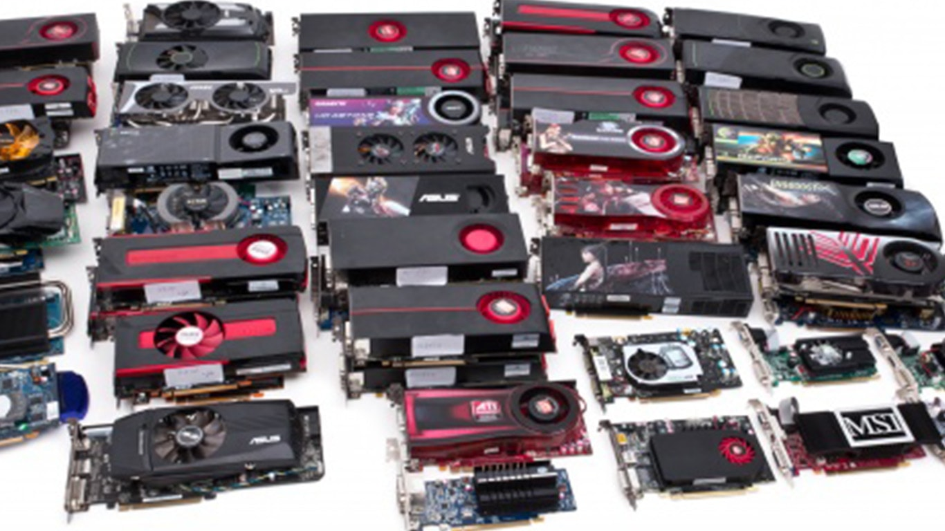 History of Graphics Cards