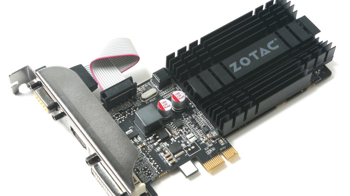 Zotac Graphics Card