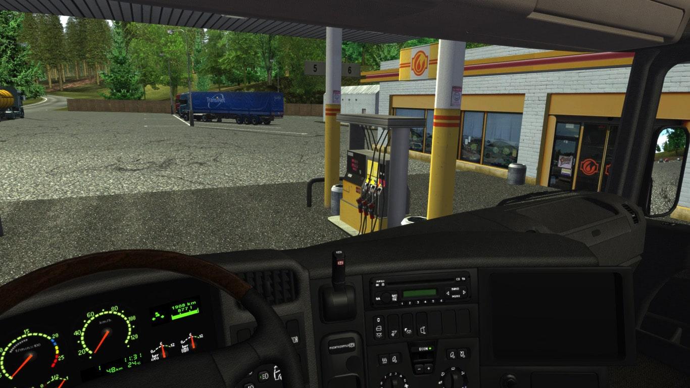 Euro-Truck-Simulator